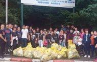 400 de voluntari și 500 de saci de deșeuri colectate