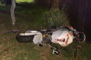 Motociclist mort, la 25 de ani!