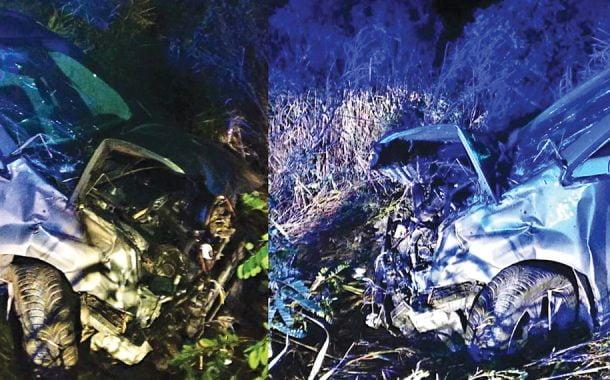 8 salariați răniți în accident, pe A1!