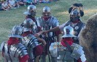 Istoria dacilor și romanilor a renăscut la Mioveni