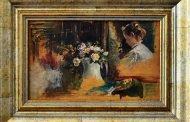Pictură de Theodor Aman, exponatul lunii la Muzeul Județean