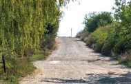 Se asfaltează un drum județean de 10,3 km