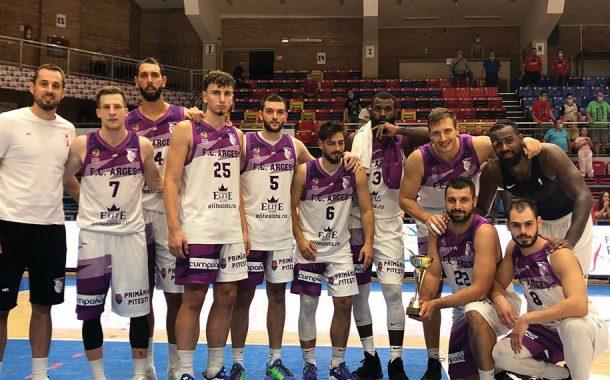 """FC Argeș Basketball, pe locul 2 la Memorialul """"Antonio Alexe"""""""