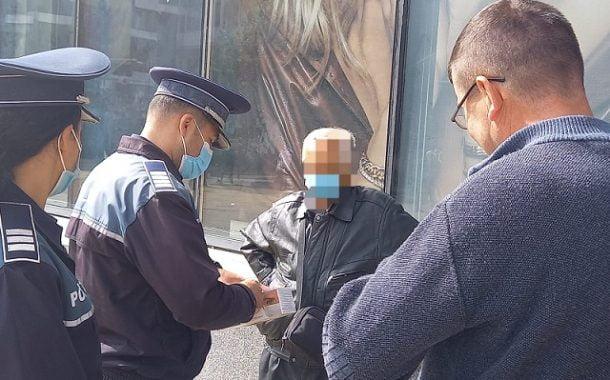 Polițiștii au informat cetățenii privind măsurile din starea de alertă!