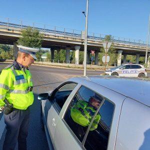 Polițiștii în căutarea șoferilor băuți!