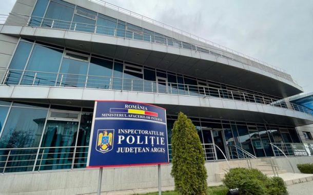 IPJ Argeş angajează ofiţeri şi subofiţeri din sursă externă!