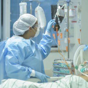 A crescut numărul persoanelor internate în spital