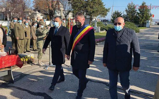 Ziua Armate Române sărbătorită și la Pitești