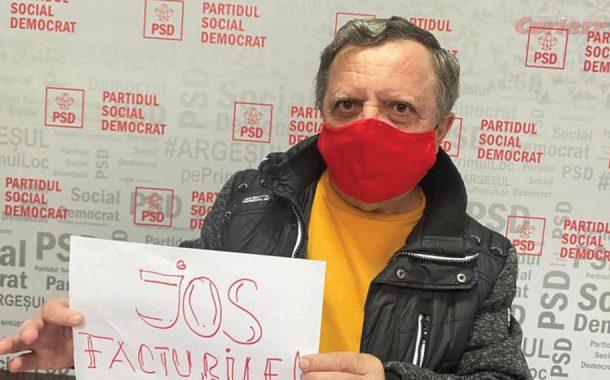 PSD continuă campania strângerii de semnături