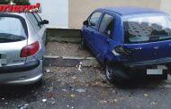 Isprava unui minor care s-a vrut șofer!