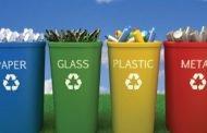 Grafic de colectare al deșeurilor reciclabile