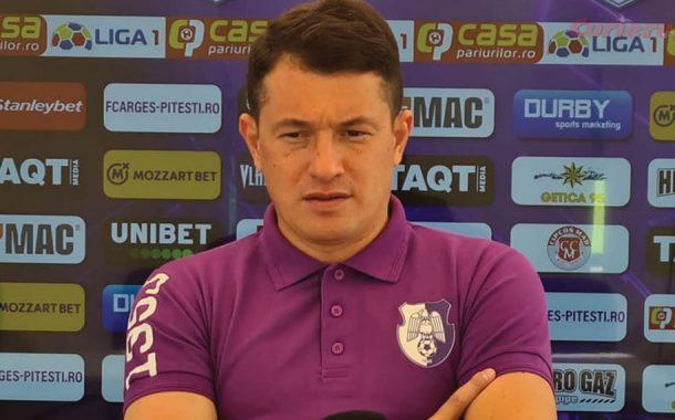 """Andrei Prepeliță: """"Să facem mai mult pe partea ofensivă"""""""