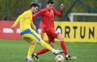Mario Tudose, convocat la Naţionala României U17