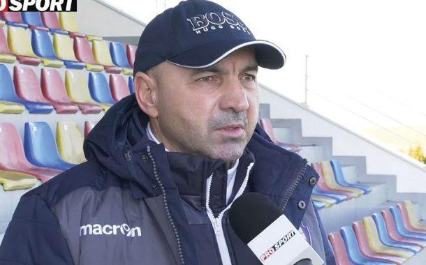 """Jean Vlădoiu: """"Obiectivul meu este play-off-ul"""""""