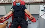 Jandarmii au donat sânge!
