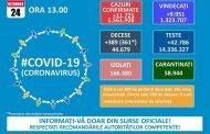 9 decese, în 24 de ore, la pacienți cu COVID-19