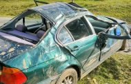 Accident mortal la Bughea de Jos!