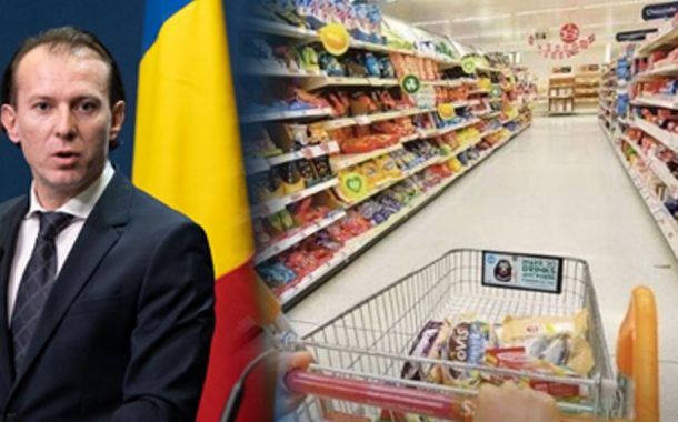 Florin Cîțu: Interzice accesul nevaccinaţilor în magazine