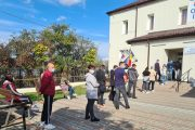 Încă 440 de vaccinați la Racovița